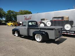 1956 Ford F100 For Sale #2000488 - Hemmings Motor News 1966 Classic Ford F150 Trucks Hot Rod Ford F100 Truck Gas Station Rendezvous Mark Fishers 33 Bus 2009 Mooneyes Yokohama Custom Show F1 1946 Pickup Interiors By Glennhot Glenn This Great Rat In Sema 2015 Is A Badass 51 Rodrat Paradise Dragstrip Youtube Pick Up Truck Need Of Some Tlc On Display Kootingal 1948 Patina Shop V8 1958 Rods Dean Mikes 34 Pin Kevin Tyburski Cool Cars Pinterest 1934 Tuckers Toy Network