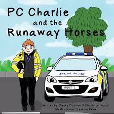 The Runaway Pumpkin by Pc Charlie And The Runaway Horses Is The Debut Book In The Pc