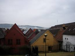 100 Houses In Norway Land Of The Primary Colors Norwegian Language Blog