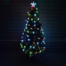 3ft Pre Lit Christmas Tree Tesco by Fiber Optic Led Christmas Tree Home Decorating Interior Design