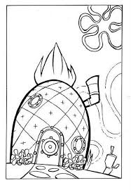 Best Collection Of Spongebob Coloring Pages To Print Online