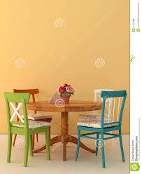 alte stühle und tabelle stockfoto bild wohn haupt