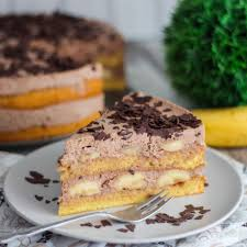 banane nutella torte welcome to my kitchenversity