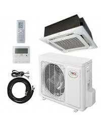 Ceiling Cassette Mini Split by 18000 Btu Ymgi Ductless Mini Split Air Conditioner Heat Pump 208
