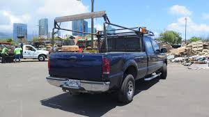 100 Truck Pipe Rack 01 Ford F250 Super Duty 4 Door Triton V10 Motor