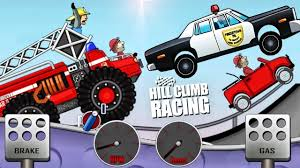 Police Car, Fire Truck - Hill Climb Racing | Android / IOS Games ...