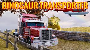100 Dinosaur Truck Zoo Transport 1mobilecom