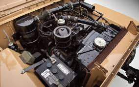 Willys Truck Motors | 1945 Willys Overland Model Cj2a Engine Three ...