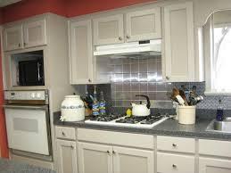 kitchen backsplash stainless steel backsplash tiles metal