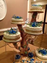 Tree Branch Cake Stand Wedding Idea Quinceanera CakeMade It
