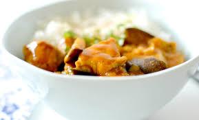 curry de poulet curry chicken les cookines