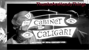 Cabinet Of Dr Caligari 1962 by Crazy Clown Movie Trailers The Cabinet Of Caligari Youtube