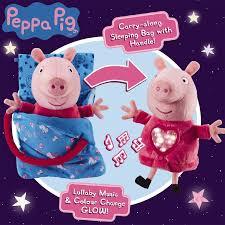 peppa pig sleepover peppa