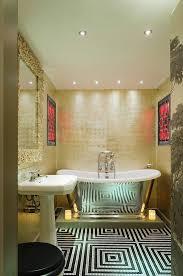 extravagantes bad mit optical boden bild kaufen