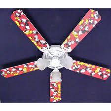 ceiling fan mickey mouse ceiling fan globe details about 2