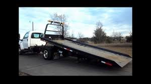 Chevrolet C5500 Jerr-Dan Rollback Tow Truck For Sale By CarCo Truck ...