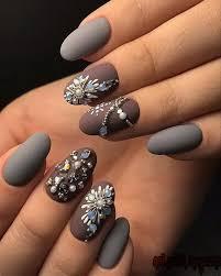 20 snowflake nail design ideas 2017