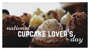 National Cupcake Day For Lovers