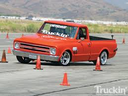 1967 Chevy C10 Buildup - Hotchkis Sport Suspension Total Vehicle ... 1967 Chevy C10 Step Side Short Bed Pick Up Truck Pickup Truck Taken At The Retro Speed Shops 4t Flickr Harry W Lmc Life K20 4x4 Ousci Competitor Chris Smiths Custom Cab Rebuilt A 67 With 405hp Zz6 To Celebrate 100 Years Of Chevrolet Pressroom United States Images 6500 Shop Stepside Torq Thrust Iis Over The Top Customs Racing