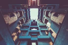100 Ricardo Bofill Architecture Walden 7 Photography Benjamin A