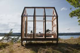 100 Glass Walled Houses Sweden Is Sending Stressed People To These Tiny Glass Cabins
