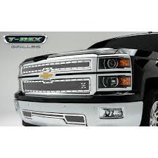 100 Truck Grilles TREX Silverado Grille Replacement 1415 Chevrolet Silverado