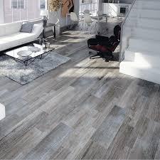 Groutless Porcelain Floor Tile by Best 25 Grey Wood Tile Ideas On Pinterest Grey Flooring Grey