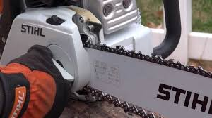 STIHL Product Feature Quick Chain Adjuster