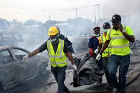 Lagos State To Prosecute Truck Owner, Driver In Tanker Explosion ... Five Die In Ondo Tanker Explosion 3 Dead After Truck Crashes And Explodes Smyth County Tanker Sending Deadly Fireball Across Italy Motorway Oil Tanker Fire Wasatch Fire Why Cant I Find Any European Scs Software Truck Explosion Three Dead 60 Injured After Collapses Fiery Crash Shuts Down I94 Near Troitdearborn Gnville The Daily Gazette Of A On The Highway Montreal Canada Full 2 Men Fuel Kivitvcom Boise Id 105 Freeway Kills Two People Nbc
