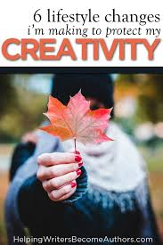 6 Lifestyle Changes Im Making To Protect My Creativity