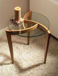 three legged occasional table woodworking magazine popular