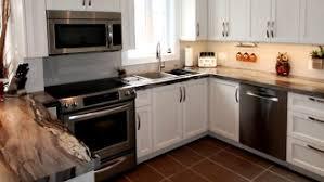 stratifié pour cuisine comptoir de cuisine 5 revêtements de comptoir tendances