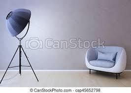 leeres wohnzimmer mit weißer wand im hintergrund leeres