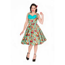ophelia petite swing dress vintage inspired fashion lindy bop