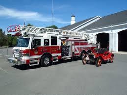100 Mass Fire Trucks Apparatus Town Of Hamilton MA