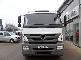 100 Benz Truck 2013 Used Mercedes Atego 2533L