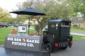 Big Ben Baked Potato Co. - Philadelphia Food Trucks - Roaming Hunger The 60 Biggest Events And Festivals Coming To Pladelphia In 2018 Best Spots For Latenight Eats Visit Why Youre Seeing More Hal Trucks On Philly Streets On South Experience Los Angeles Ca Southphillyexp Food Four Seasons Brings Its Hyperlocal Truck The East Coast Phillys Finest Sambonis Season 4 Great Race Team Fresh Hub A Mobile Healthy Corner Store By Where To Find Cheesteaks Laws In Zacs Burgers 50 Of Trucks Us Mental Floss