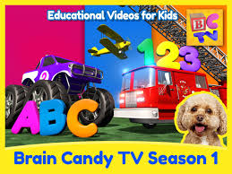100 Dump Trucks Videos Amazoncom Watch Brain Candy TV Educational For Kids