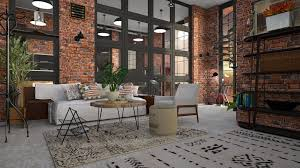 what is industrial style interior design industrial style