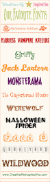 Bakery Story Halloween 2012 Download by My Favorite Free Halloween Fonts I Know It U0027s Early Fonts