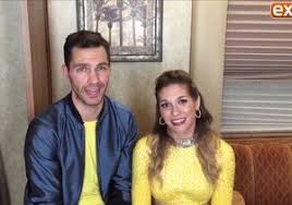 DWTS Confessional With Andy Grammer And Allison Holker