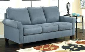 Cindy Crawford White Denim Sofa by Chaise Leather Sectional With Chaise Rooms To Go Lounge Sofa