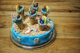 schultüten kuchen schnelle torte zur einschulung
