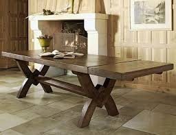 Dining Room Furniture Solid Table Wood Rustic Style