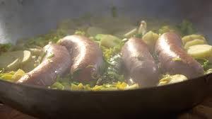 recette de cuisine tf1 ma recette de diots au vin blanc de savoie laurent mariotte