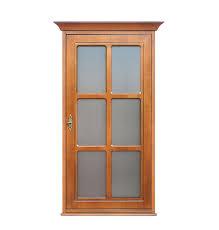 hängevitrine 1 tür aus holz vitrine für wand struktur aus holz 1 glastür möbel im stil einrichtung für wohnzimmer esszimmer öffnung links oder