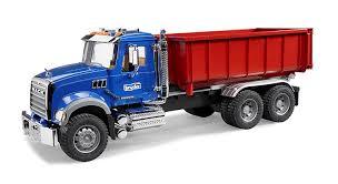 100 Bruder Mack Granite Liebherr Crane Truck Buy MACK Tipping Container In Cheap Price On