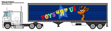 100 Toys R Us Trucks TOYS US Freightliner1 By Nathancook0927 On DeviantArt
