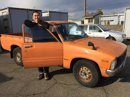 1979 TOYOTA HILUX!!! | Japanese Used Truck And Car Exporter