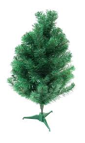 2 Ft Christmas Tree With Lights Unlit Trees Artificial Charlie Pine Green Home Interior Candles 2ft